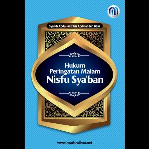 Cover Hukum Nisfu Sya'ban-Bin Baaz