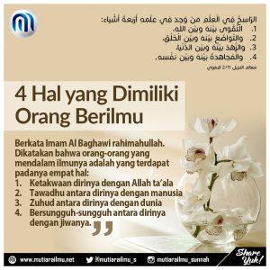 Mutiara Nasihat 14